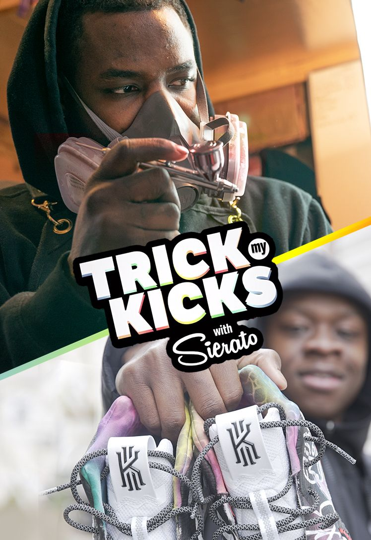 Trick My Kicks With Sierato