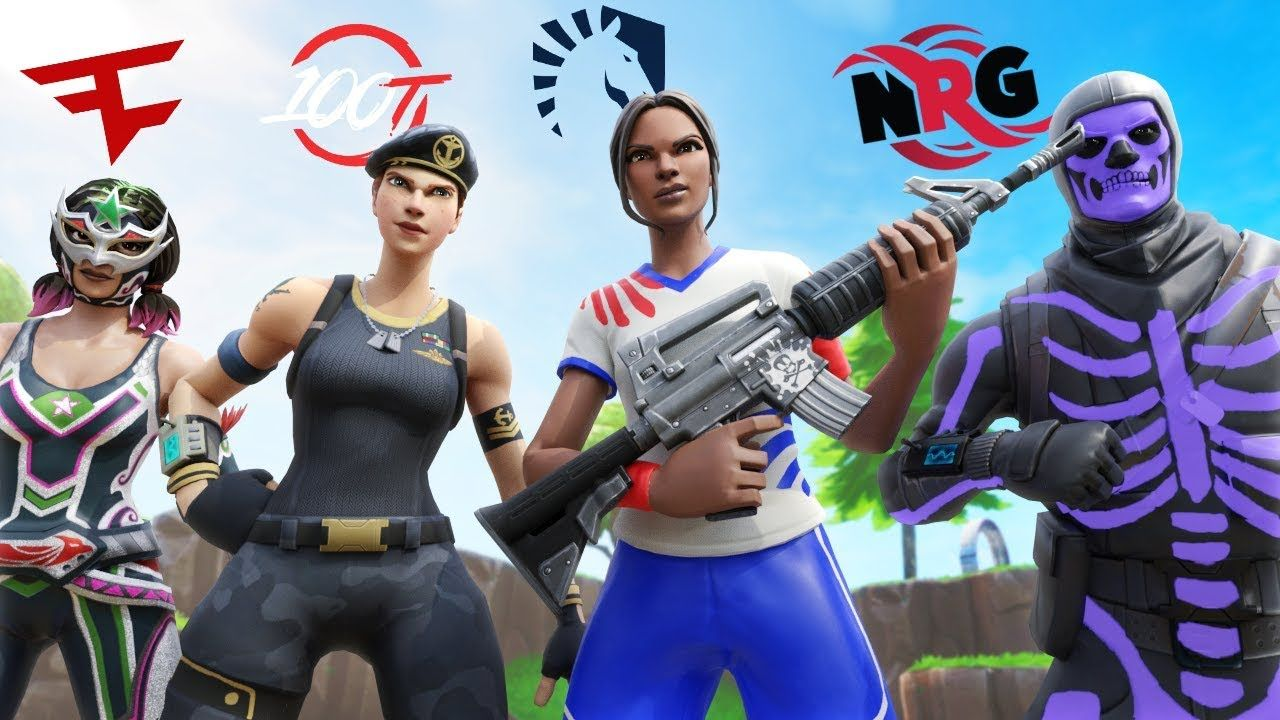 All Fortnite Teams Are Recruiting!