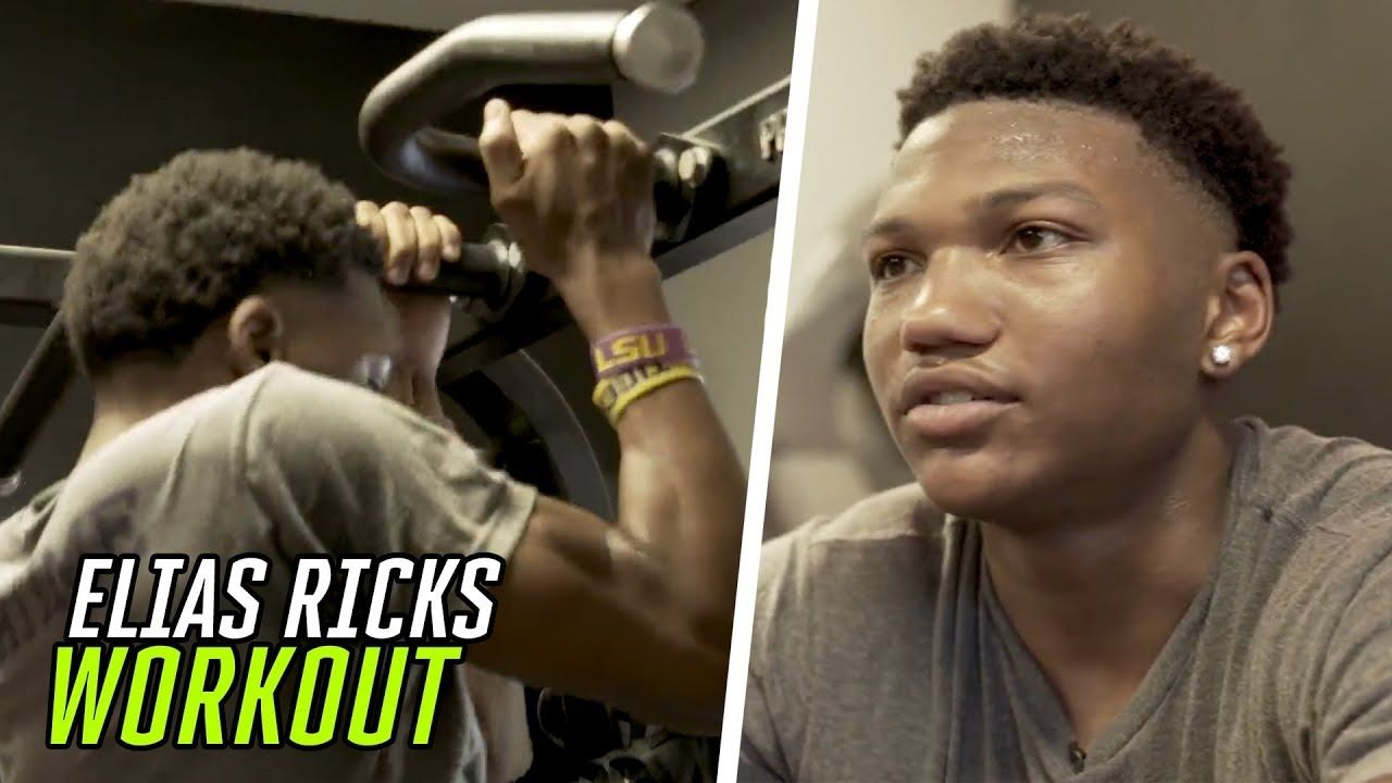 LSU Commit Elias Ricks Has The BLUEPRINT! Top Corner Is OBSESSED With The GRIND 😤