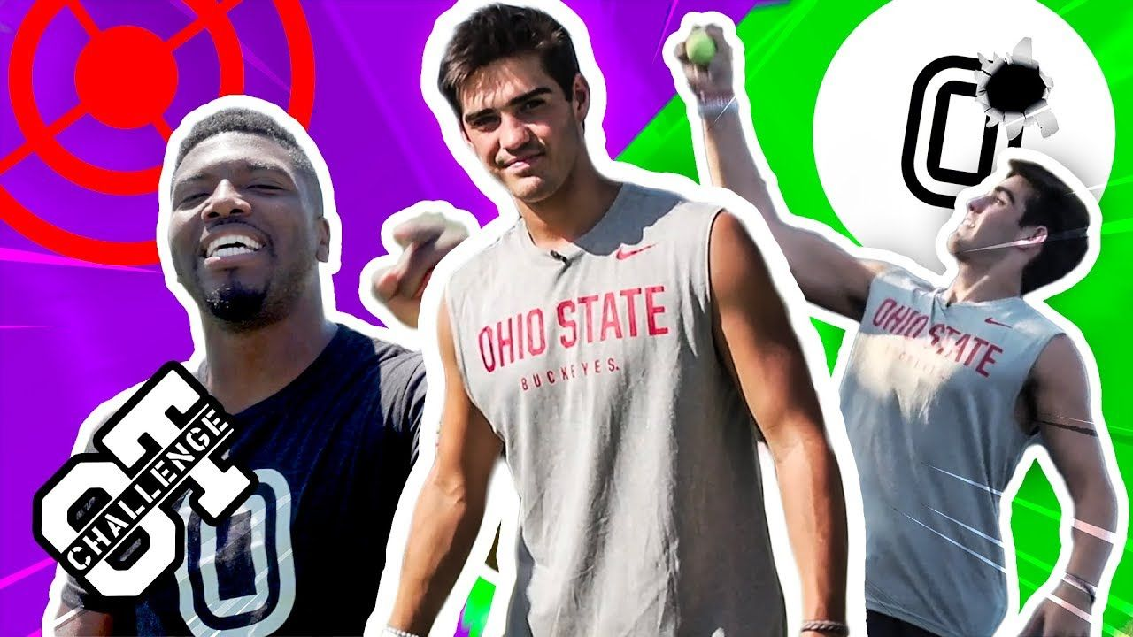 Ohio State Commit Jack Miller BODIES The FIRST EVER Football Overtime Challenge! Next NFL STAR!? 😱