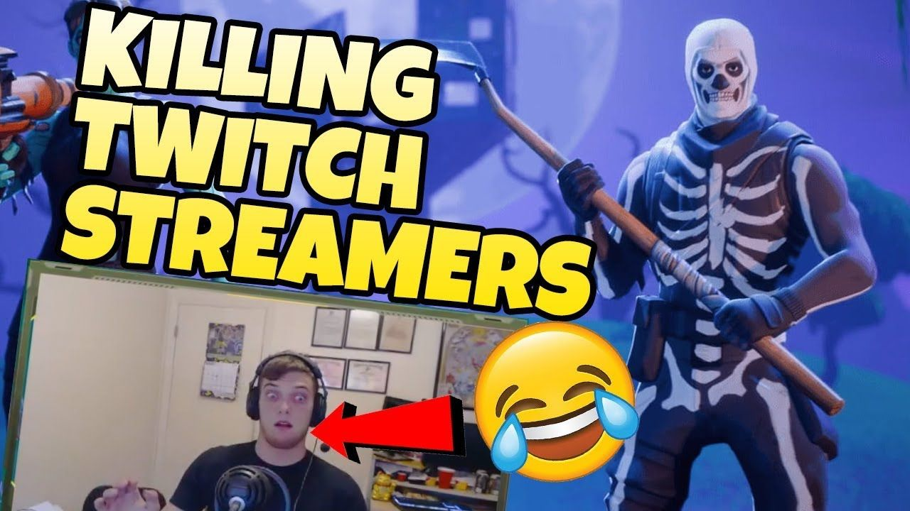 Killing Twitch Streamers W/ Reactions! Team OT Vs. Liquid Poach, Liquid Chap & SoaR Carl 😱
