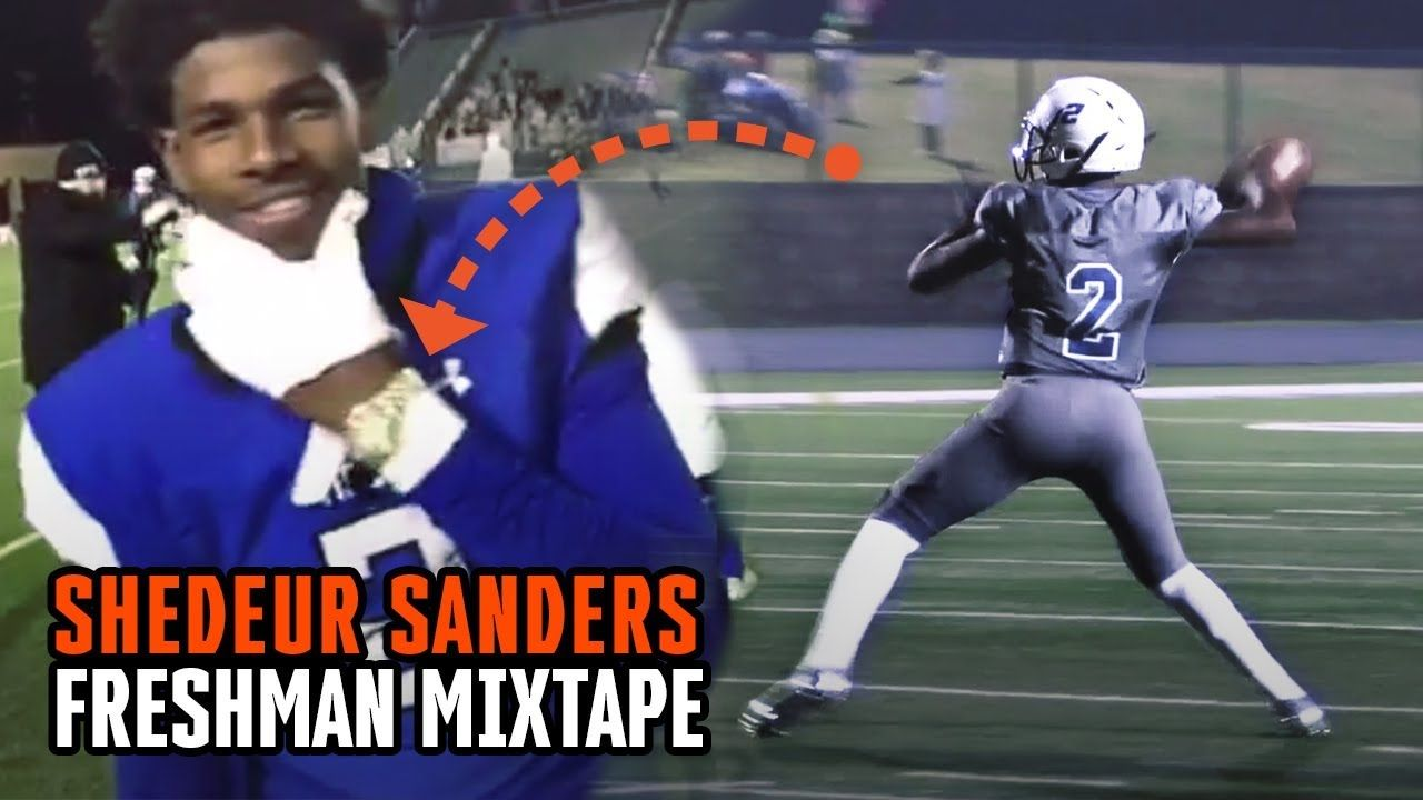 The BEST Freshman In The NATION? Shedeur Sanders BREAKS OUT