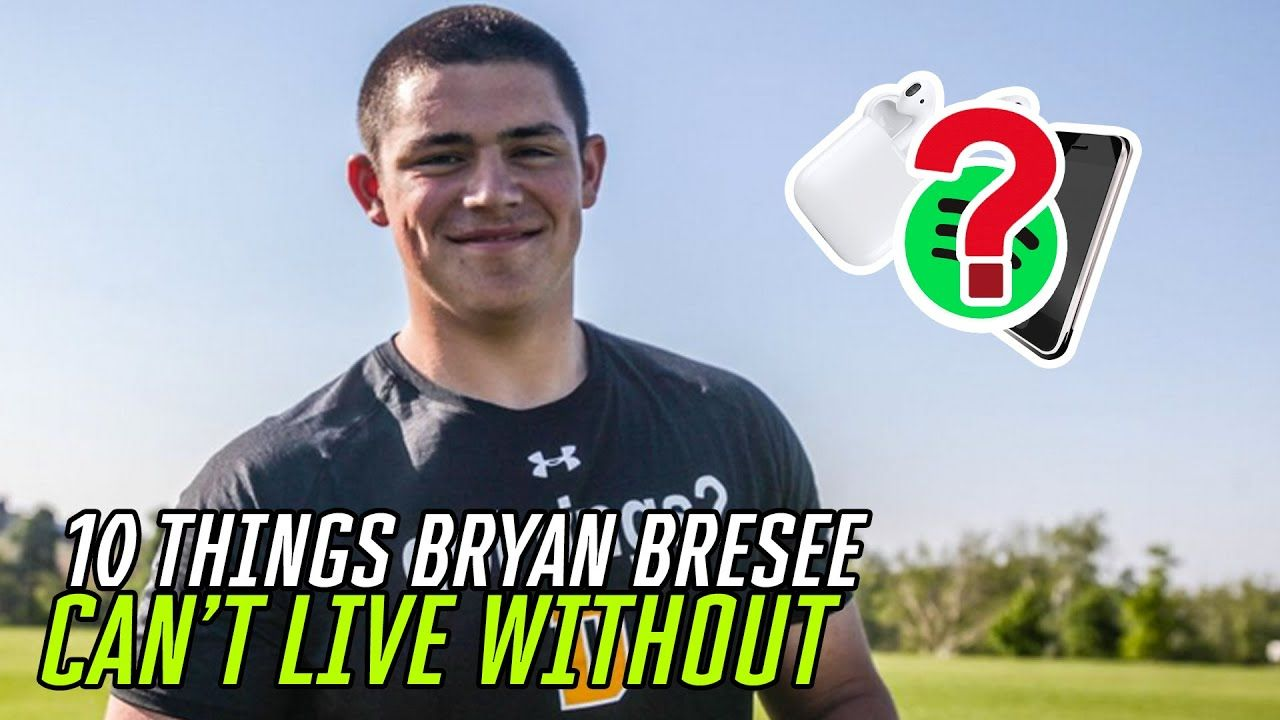 """""""Trevor Lawrence Has NOTHING On This Crossover!"""" 10 Things Bryan Bresee CAN'T LIVE Without ⚠️"""