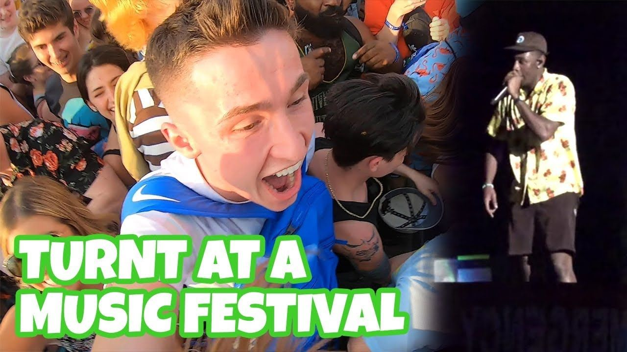 We Went To A Music Festival To Kidnap Tyler The Creator