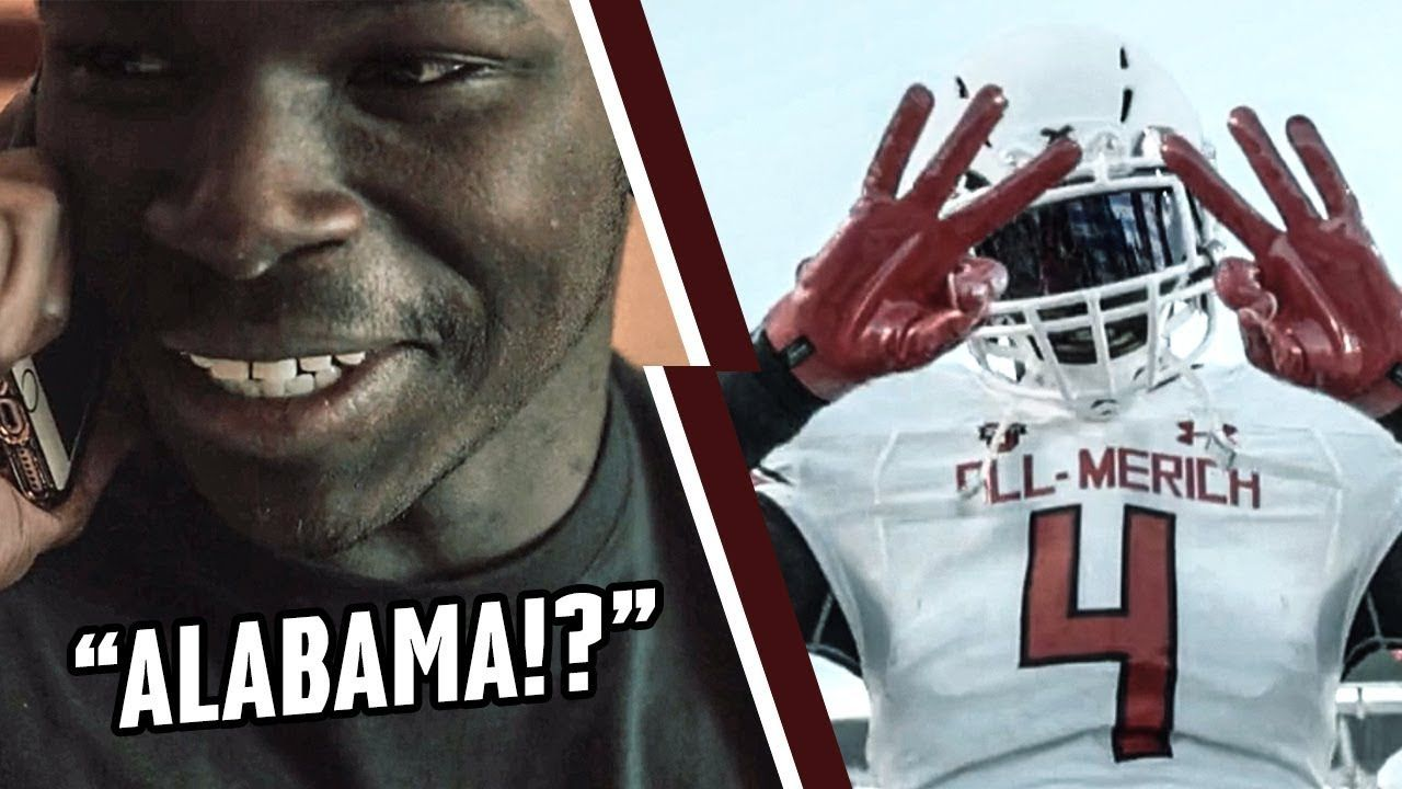 """Bring Your Nuts Because I Brought Mine."" Alabama Commit Xavier Williams Takes You Through GAMEDAY!"