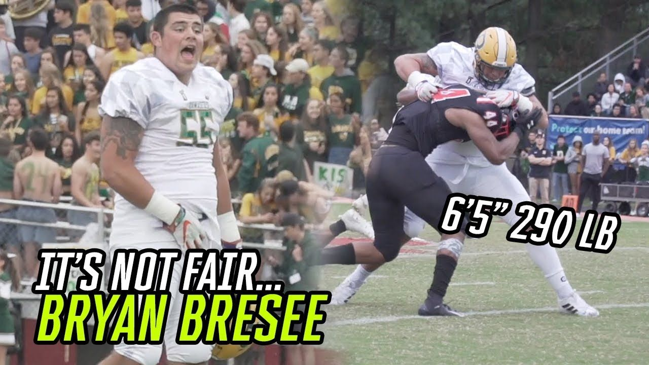 Clemson Commit Bryan Bresee DESTROYS Opponents In First Game Of The Year! How Do You STOP HIM!?