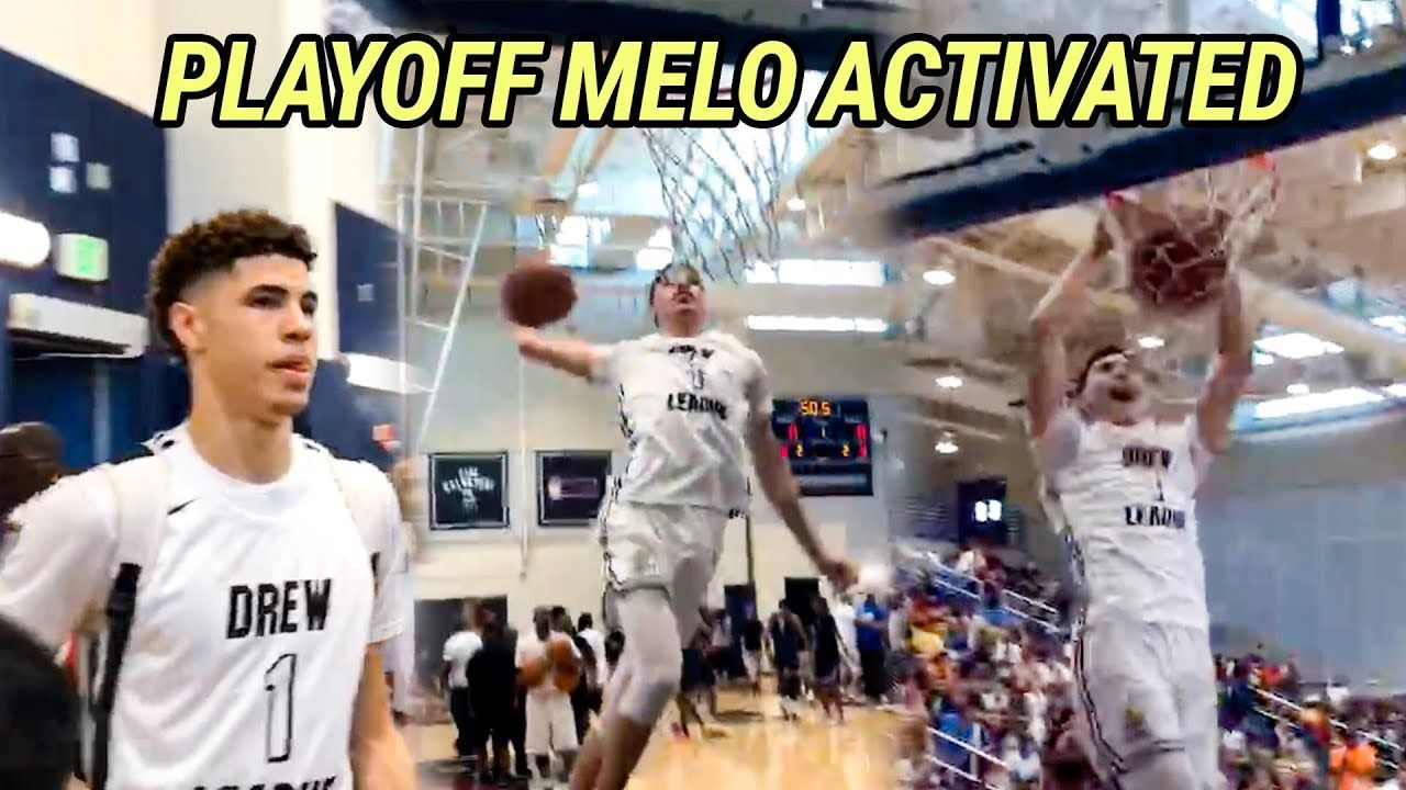 LaMelo Ball Is In PLAYOFF MODE!! Refuses To Let This Be His LAST GAME IN USA