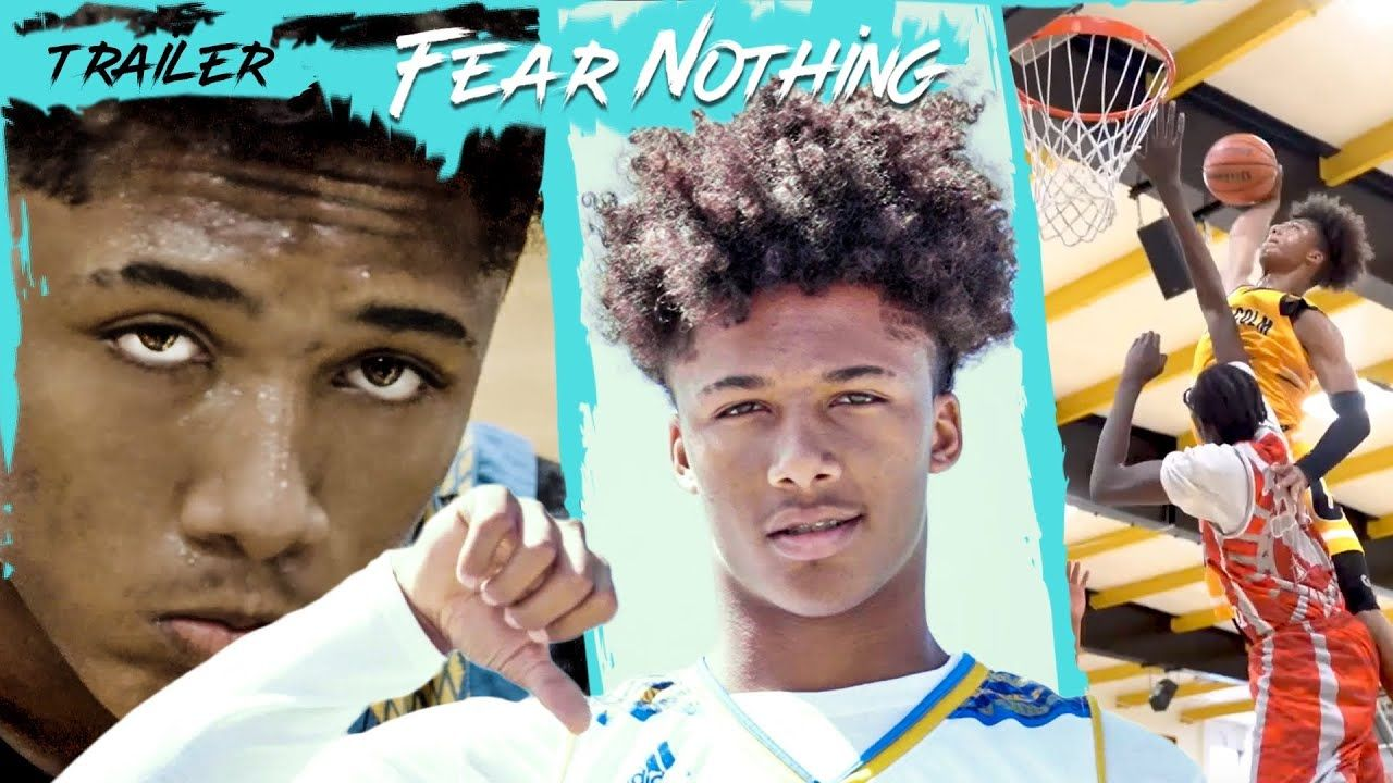 "Mikey Williams ""Fear Nothing"" Official Trailer 😈"