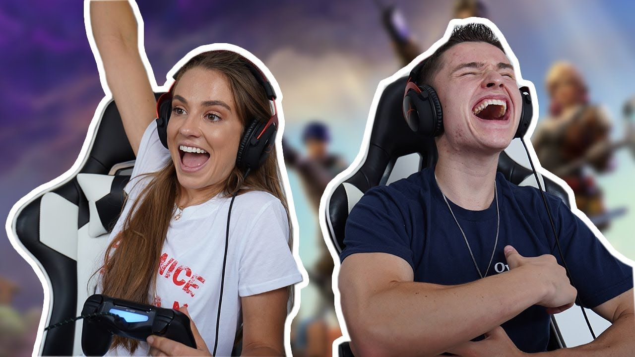 We Taught Rachel DeMita How To Play Fortnite