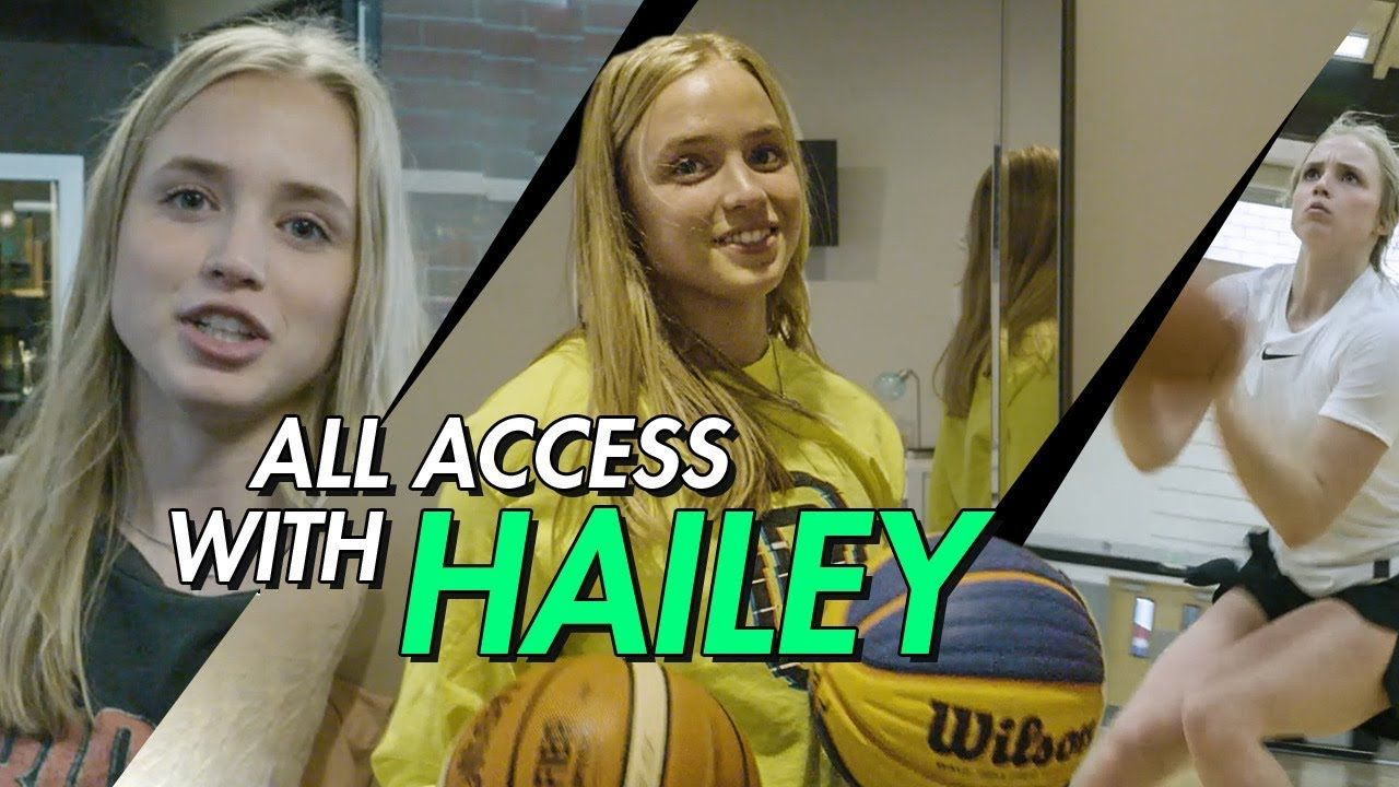 """What DRIVES Hailey Van Lith: """"I'll Have 20 At Halftime & They'll Still Chant OVERRATED At Me."""" 😱"""
