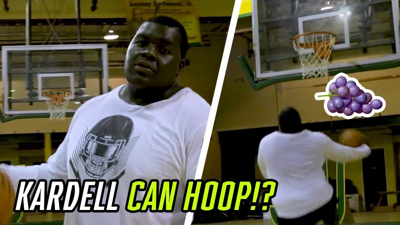 LSU's Kardell Thomas Can HOOP!? Calls Out STEPH CURRY, COACH K & KENTUCKY 🤨