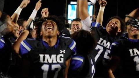 Trey Sanders And Noah Cain Finish STRONG! IMG Goes UNDEFEATED For 3rd STRAIGHT Year!