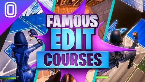 Attempting The Most *FAMOUS* Edit Courses... (Mongraal, Flood, Jarvis)