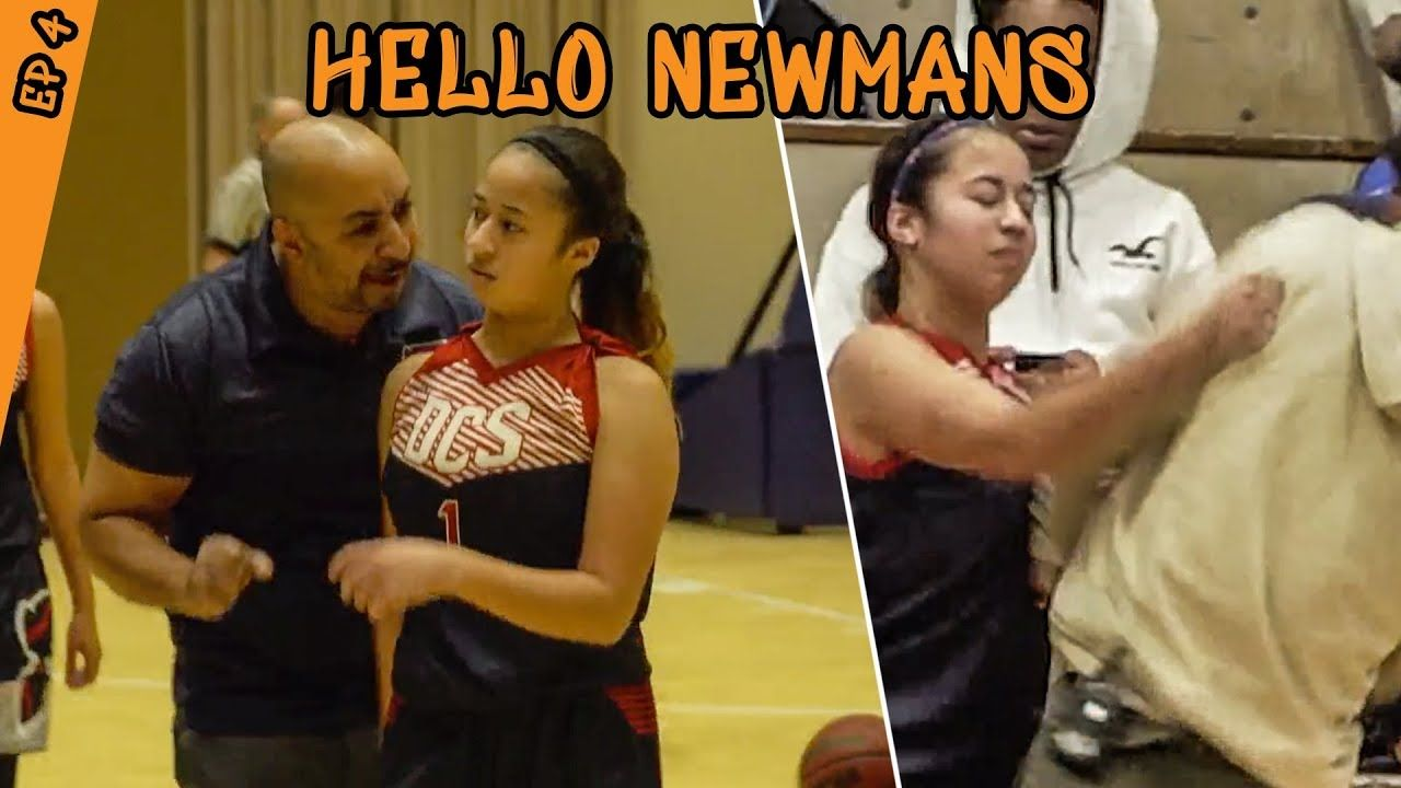 """My Team Sucks."" Jaden Newman Loses It & PUNCHES Julian Newman! Julian Celebrates COLLEGE OFFER 😱"