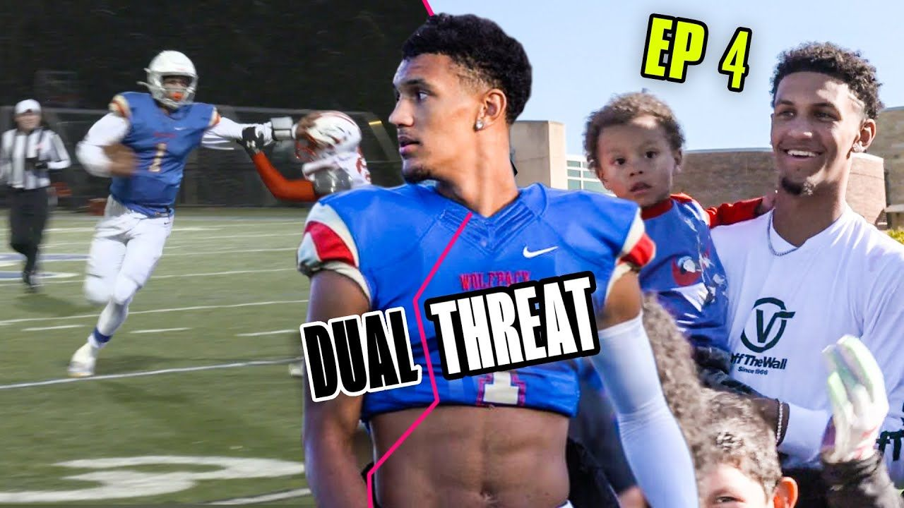 """I Want All The SMOKE!"" Jalen Suggs Plays His Toughest Game In The SNOW & Coaches Kids 💯"