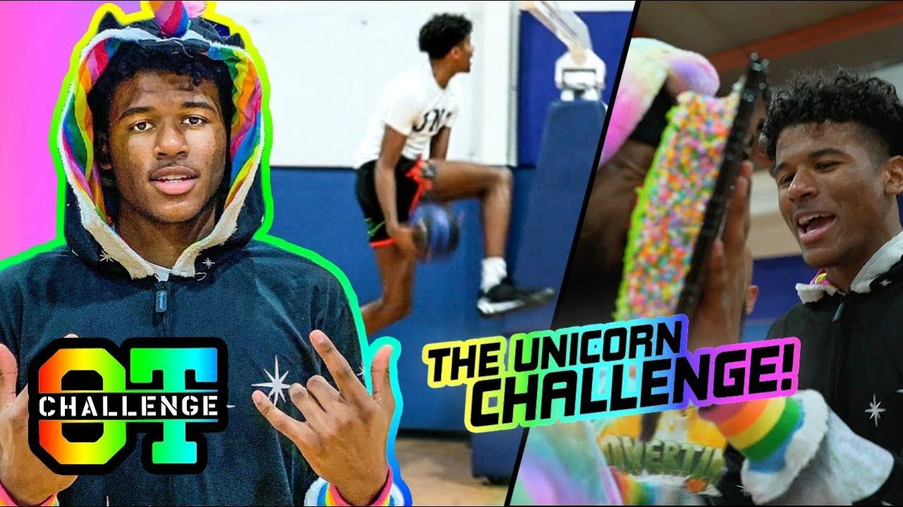 Jalen Green Dunks EVERYTHING In The Overtime Challenge! Unicorn Fam Calls Out Hailey Van Lith 😱