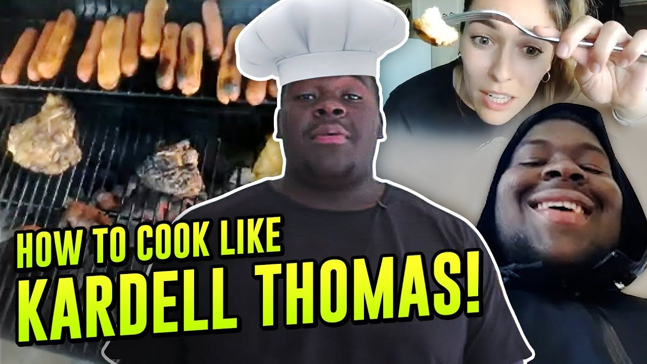 """I Deserve A MEDAL"" LSU Lineman Kardell Thomas TRASH TALKS Overtime Jess In COOK OFF!"
