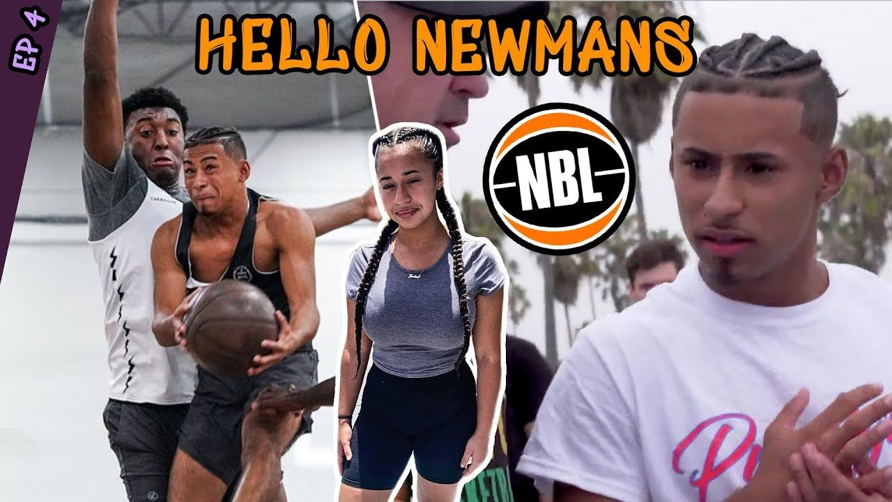 Is Julian Newman Joining LAMELO BALL In The NBL!? Julian & Jaden Link With QUAVO & Floyd Mayweather!