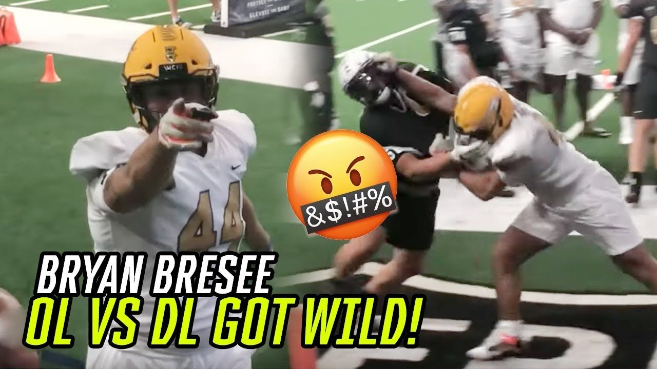 Clemson Commit Bryan Bresee Goes CRAZY At The Opening Finals! Korey Foreman TURNS UP & Wins MVP!