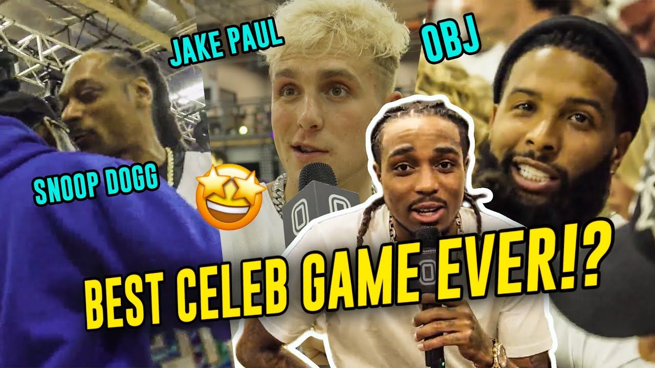 Quavo's Celeb Game Got CRAZY! Jake Paul & Logan Paul BEEF In Front Of 2 Chainz, OBJ & More 😱