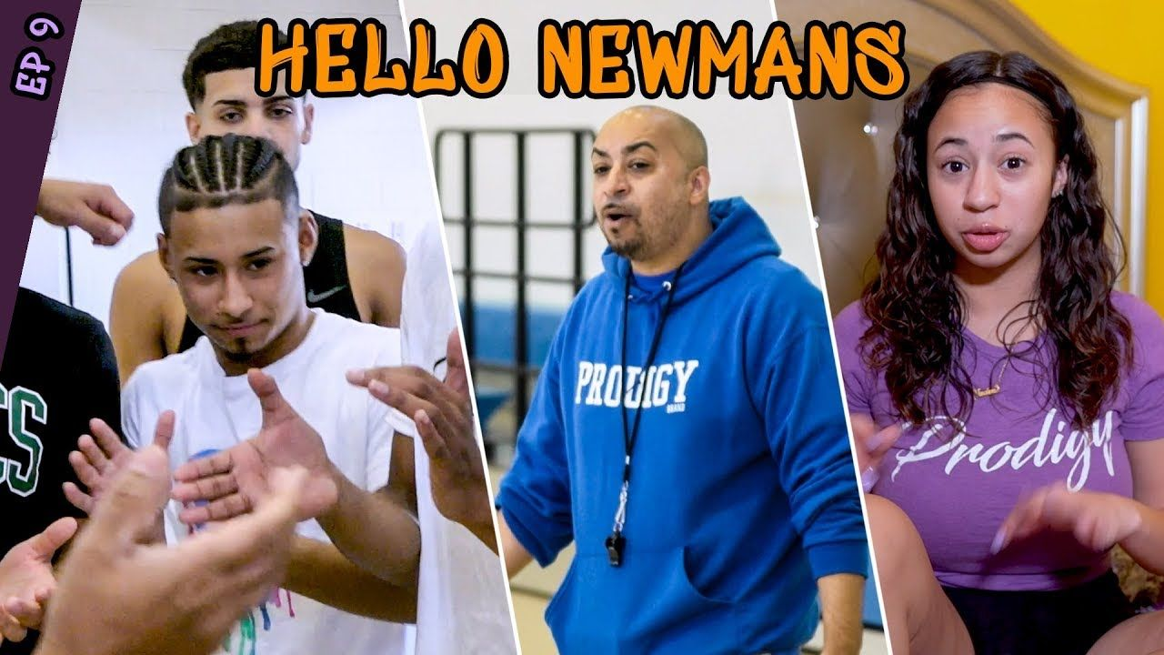 """""""Jaden's The Best Shooter On THE PLANET!"""" Newmans Turn Up For HALLOWEEN! Julian Opens Up To His Dad!"""