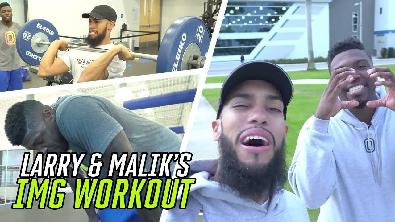 This Is How You Workout At IMG ACADEMY!!! Strength Coach Shows Us FULL LIFT That Will Make you SICK!