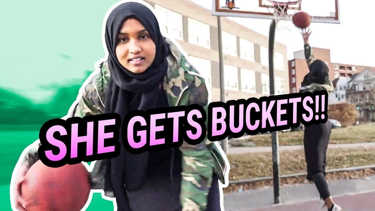 """""""I've Been Told My Whole Life What Muslims Girls CAN'T DO."""" Meet Jamad!"""