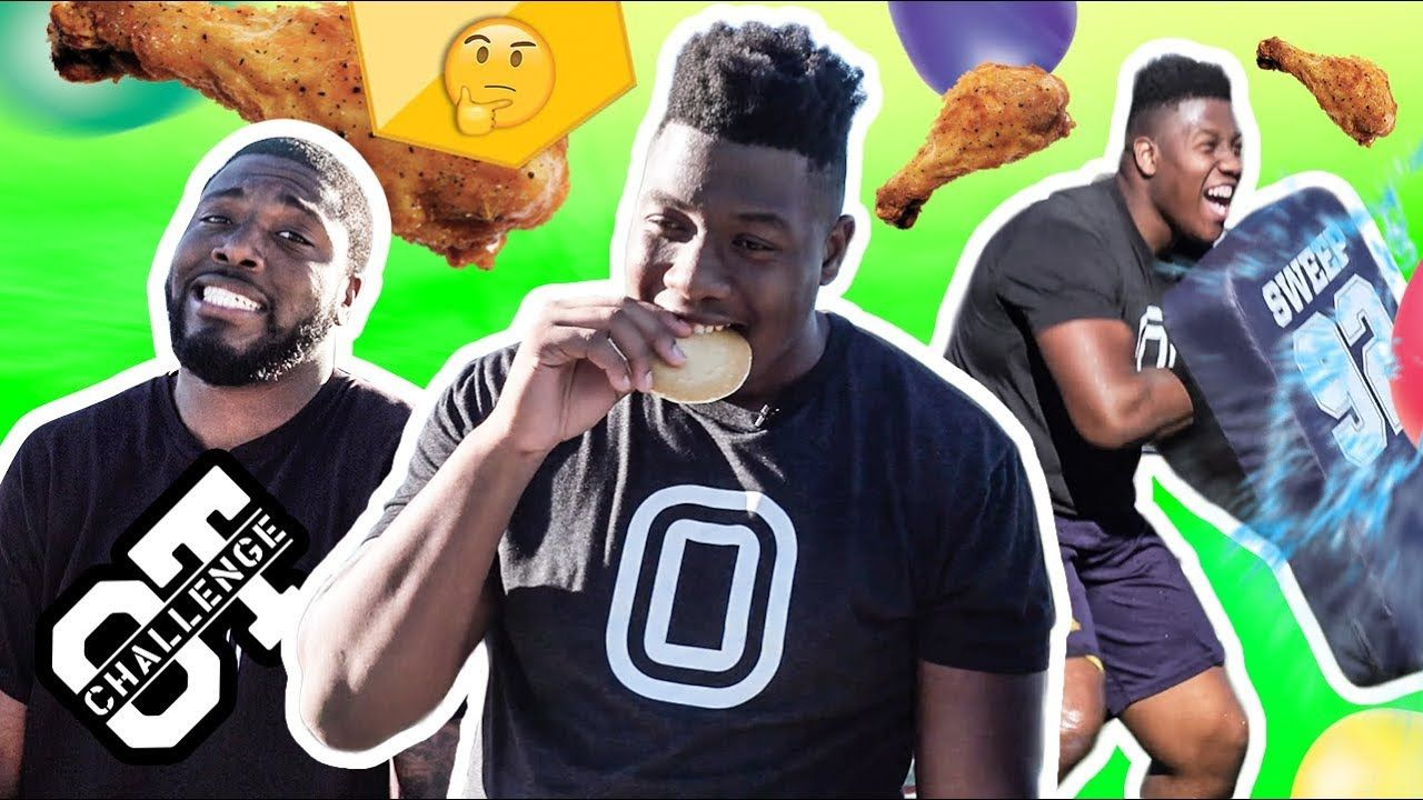 This 300 Pounder Can THROW? Marcus Dumervil BODIES The Overtime Challenge! Calls Out Spencer Rattler