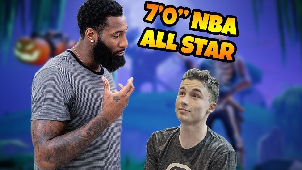 NBA 2K 1v1 Vs An NBA ALL STAR! (Andre Drummond)