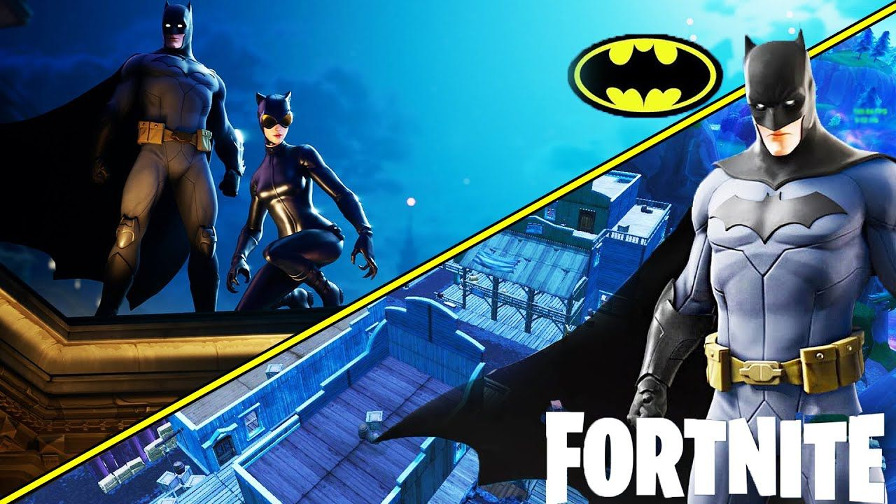 Building a Batman ARMY In Fortnite!