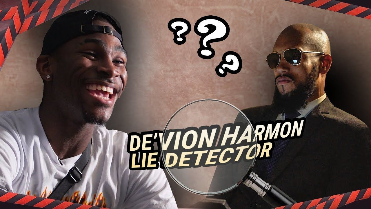 """""""My First Word Was BASKETBALL!"""" De'Vion Harmon CAN'T LIE On Trae Young & One And Done 😱"""
