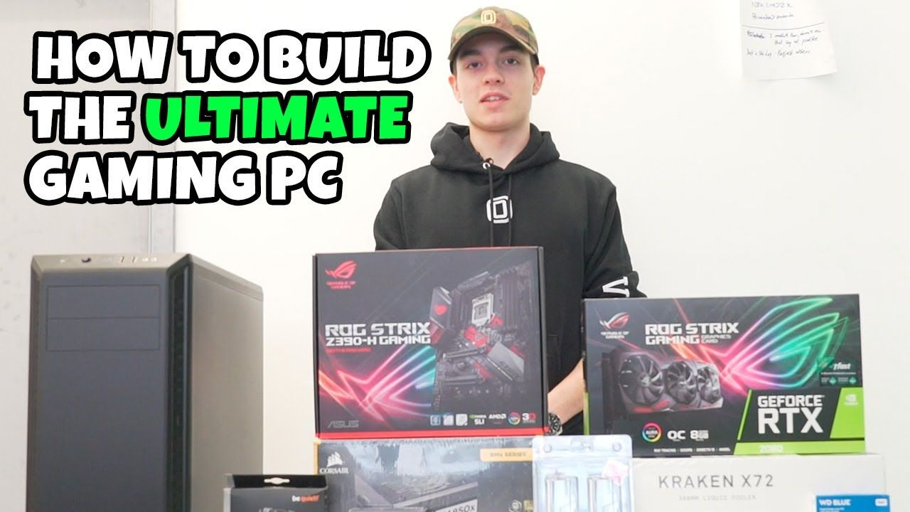 HOW TO BUILD THE MOST POWERFUL GAMING PC POSSIBLE (on a budget)