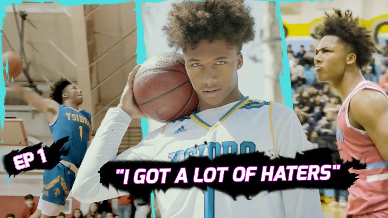 """I'm The BEST PLAYER In High School Basketball."" Mikey Williams STARS In His Own Reality Show 🔥"