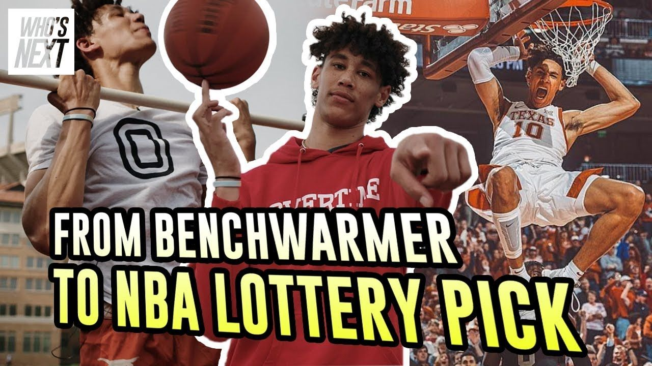 He Got No Playing Time, Now He's An NBA LOTTERY PICK. Jaxson Hayes Proved ALL The Haters Wrong 😱