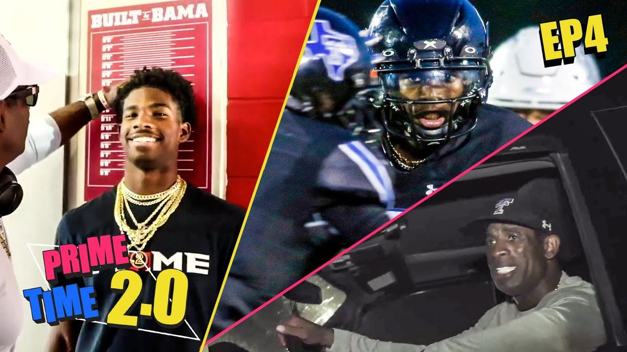 """We're Taking Your CHAMPIONSHIP & Your GIRL!"" Shedeur Sanders Talks Recruitment & Deion Stops BULLY!"