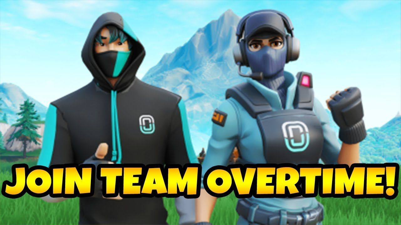 Want To Join Team Overtime? Now's Your Chance