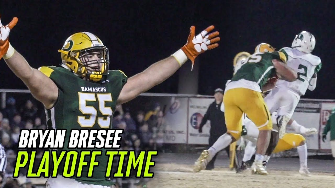 Bryan Bresee Is HUNTING FOR A CHAMPIONSHIP! Clemson Commit Continues To DESTROY In HS Playoffs
