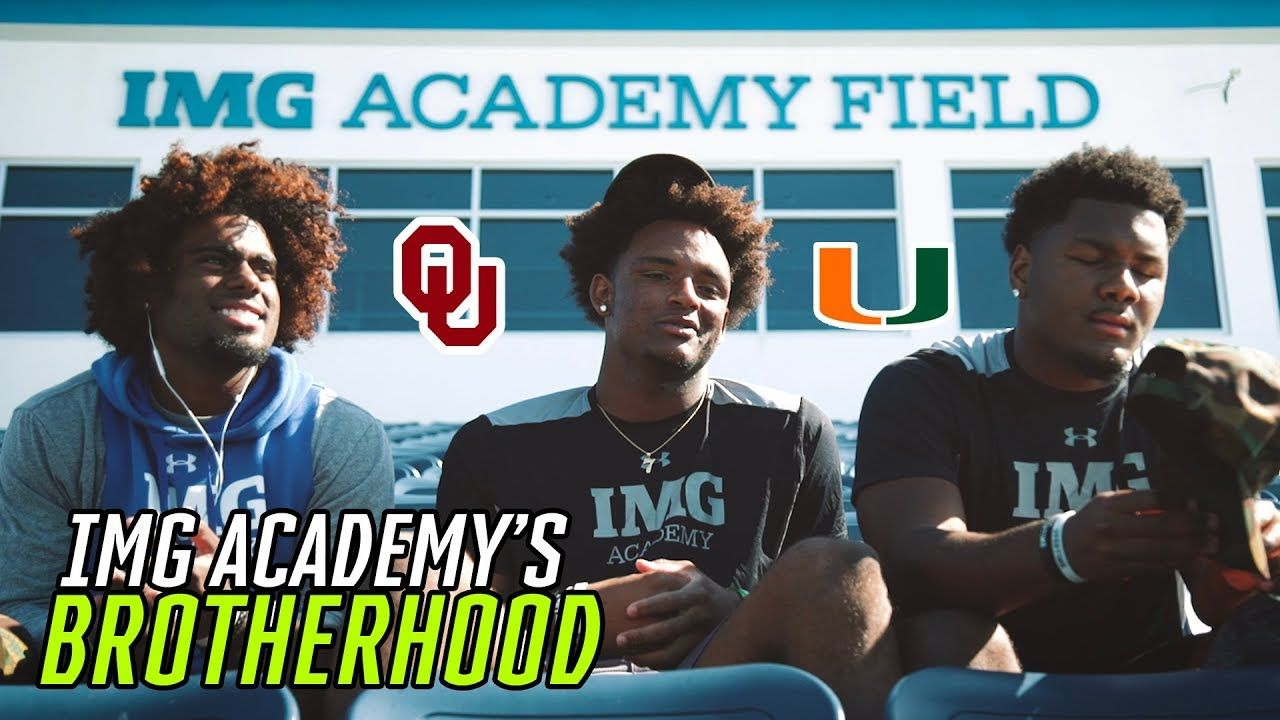 """Forever My Brothers!"" Bookie, TJ Pledger And Brian Hightower Are Bringing SWAG To College Football!"