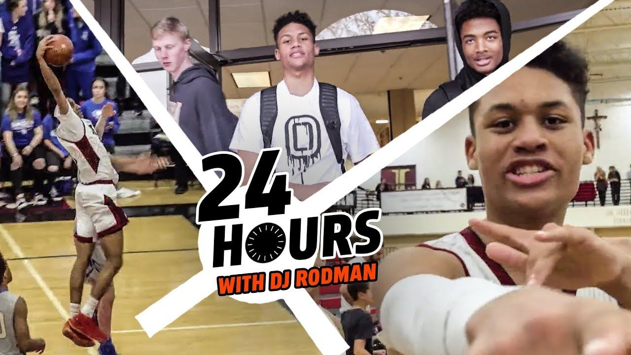 """Being The Son Of An NBA Star Doesn't Make Me Special."" DJ Rodman Is Making His OWN NAME In Cali 🔥"