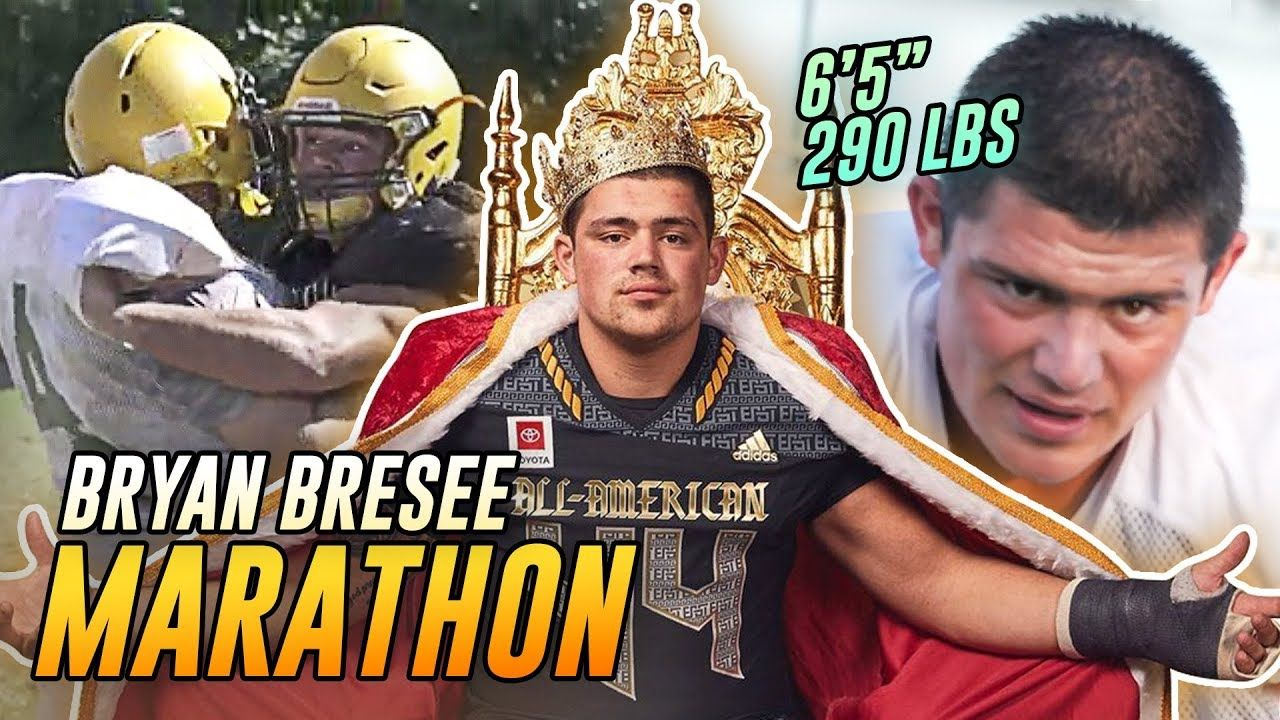 Clemson's Bryan Bresee Is The Best Player We've EVER Seen! Next JJ Watt Benches 405 Pounds & MORE!