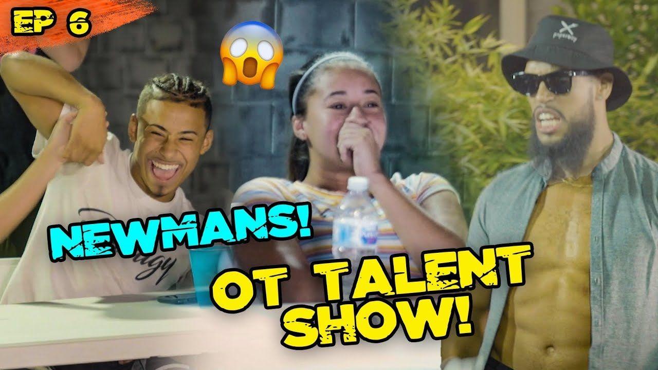 Julian & Jaden Newman Judge The OT TALENT SHOW! Overtime Larry DANCES Plus INSANE Dunks & Singing 😱