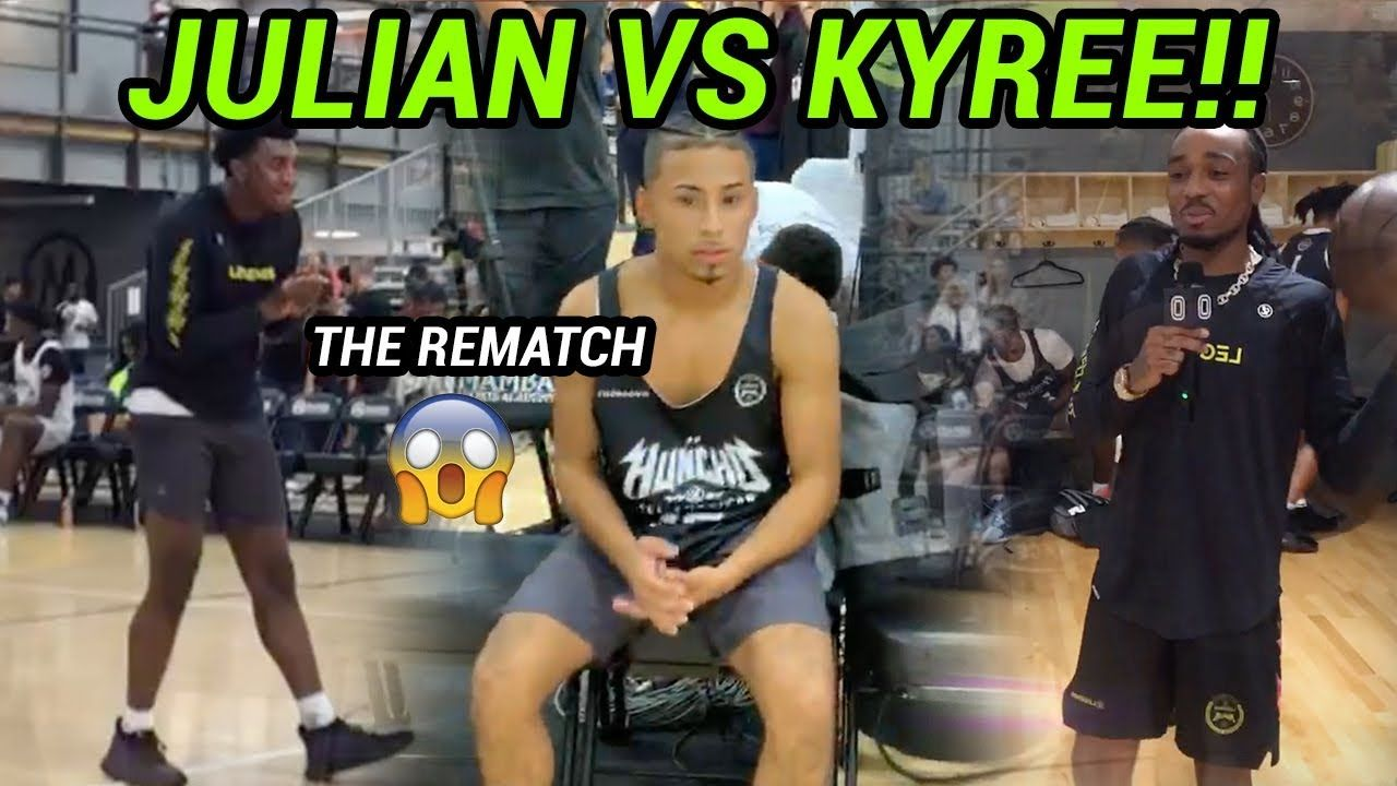 Quavo Set Up The Julian Newman Vs Kyree Walker REMATCH! Who Got BODIED!? 😡