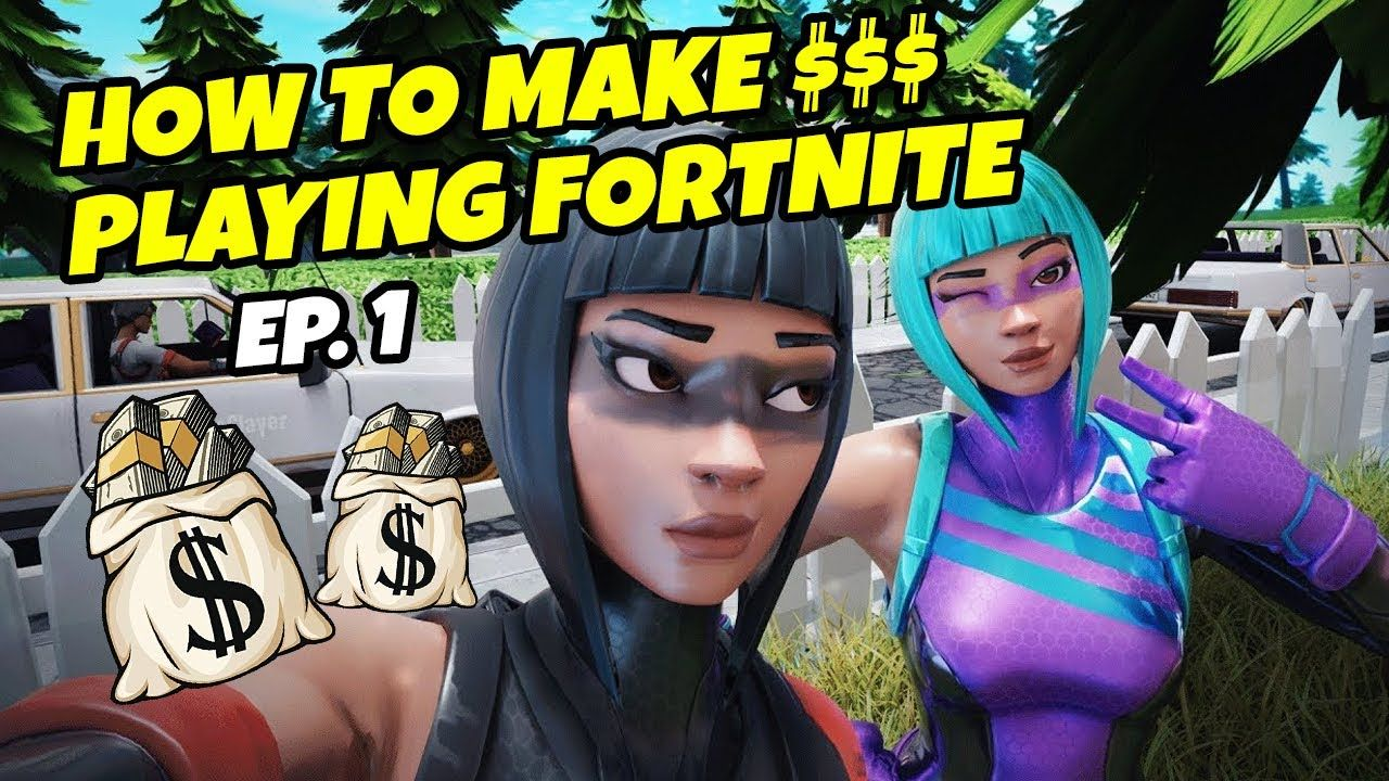 Fortnite Pros Reveal Secrets To Making Money Playing Fortnite! | Ep. 1