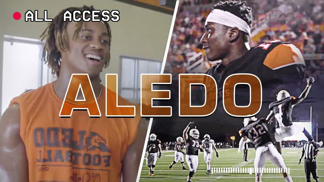 They've Won THE MOST State Titles In TEXAS HISTORY! How Aledo Does Friday Night Lights!