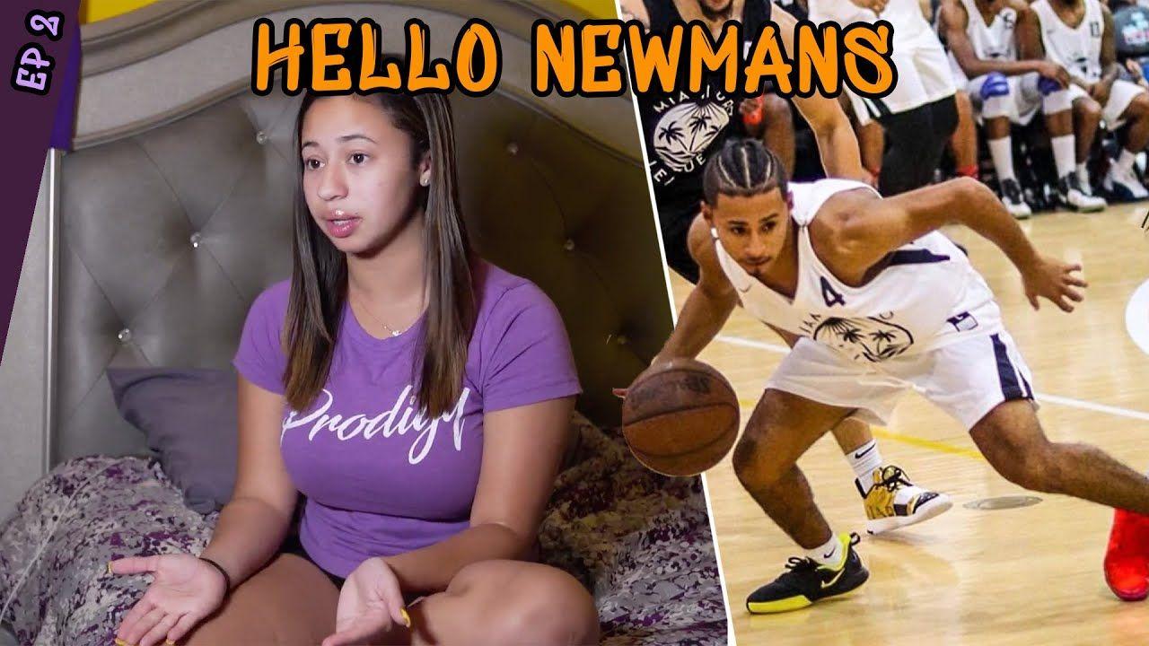 Julian Newman GOES OFF Vs NBA Players In Miami! Jaden gets Grilled On BOYFRIENDS!?