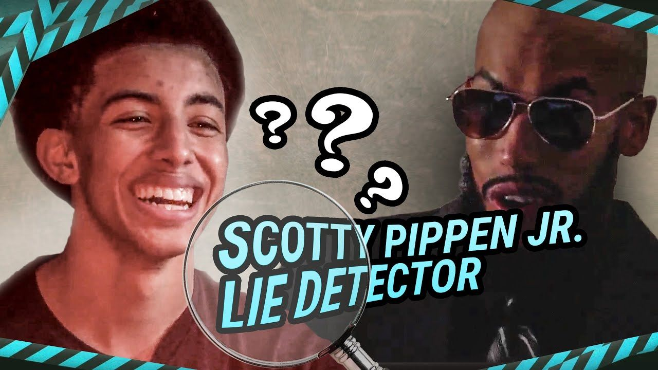 Would Scotty Pippen Beat MICHAEL JORDAN 1-1!? Scotty Spills On His Dad, Lifestyle & THE GOAT 😈