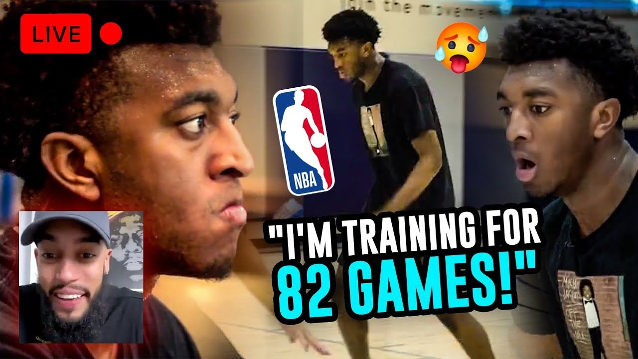 Kyree Walker Just Lost 30 POUNDS!? Opens Up On Weight Loss, Deciding College Or Pros, & More 😱