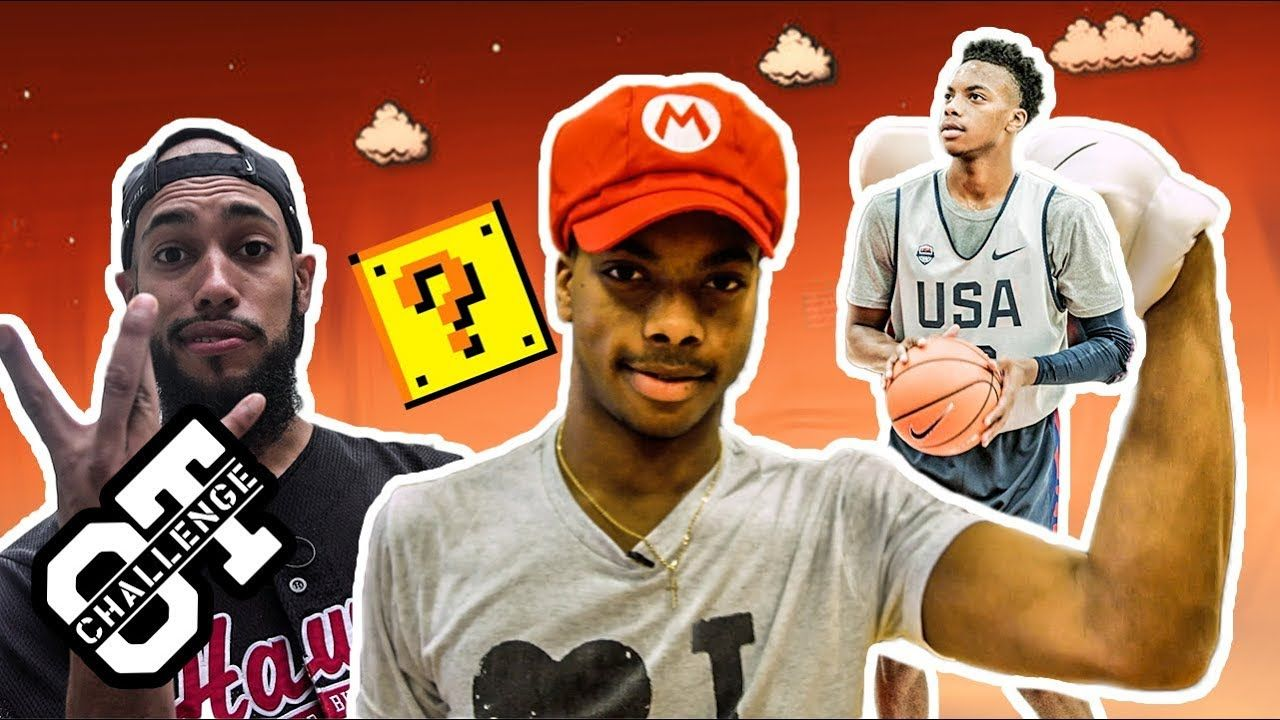 Darius Garland CAN'T MISS In The Overtime Challenge! Fires Back At Jellyfam JQ & Calls Out A BOOGIE!