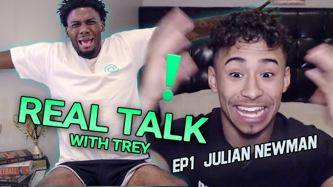 Why Did I Finally ROAST Julian Newman AND His Dad 😱 WTF IS THIS SH*T????