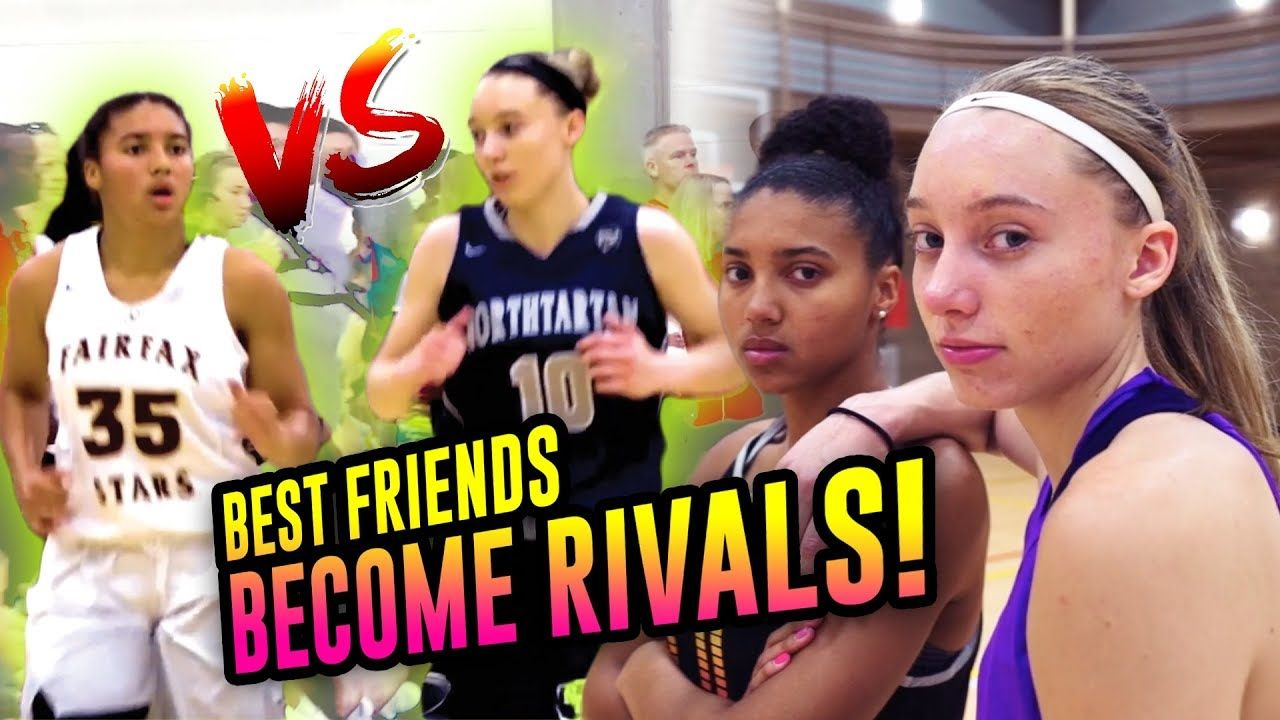 """You Talk A LOT When I'm Not Around."" Paige Bueckers & Azzi Fudd Battle To Be The #1 Hooper 😈"